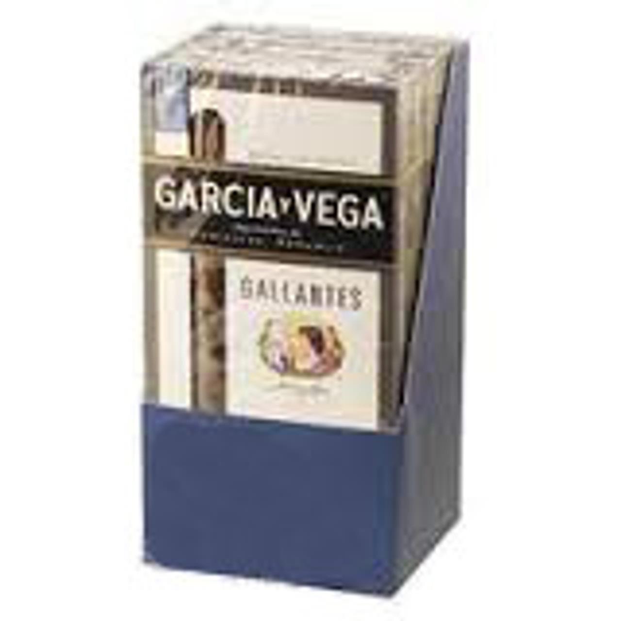 Garcia Y Vega Gallante Cigars (5 Packs Of 6) - Natural