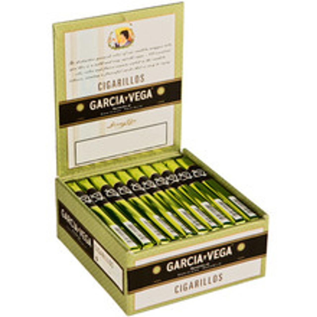 Garcia Y Vega Cigarillo Cigars (Box of 50) - Candela