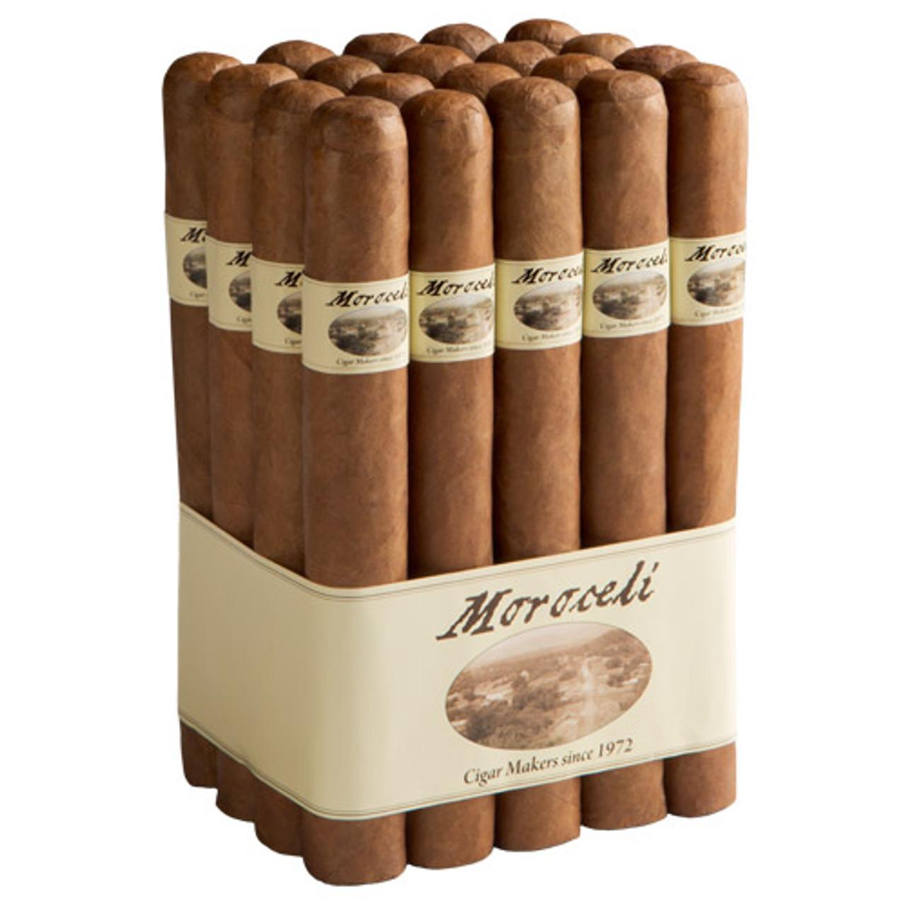 Moroceli Toro Cigars - 6 x 50 (Bundle of 20)