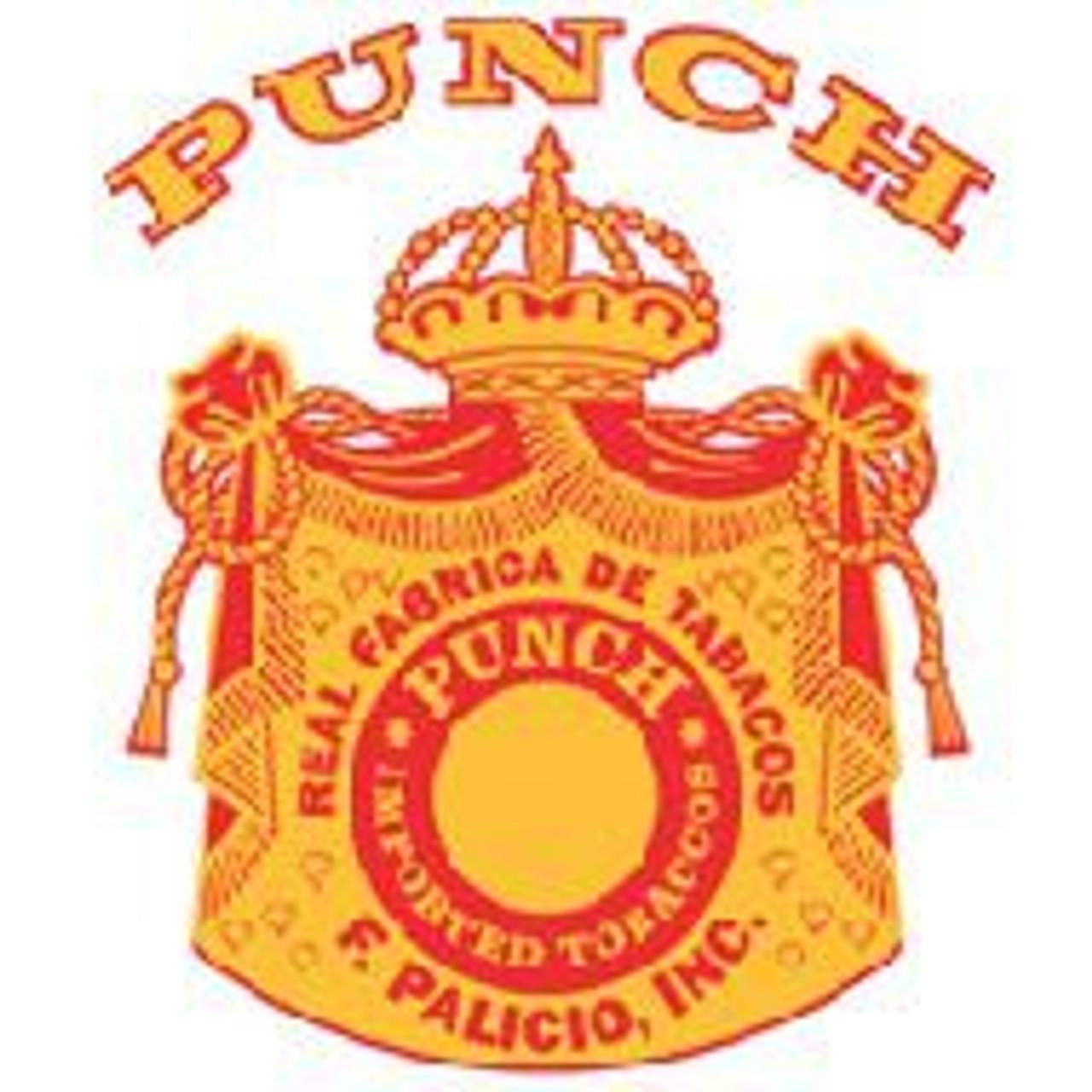 Punch Chateau L Maduro Cigars - 7 1/4 x 54 (Box of 25)