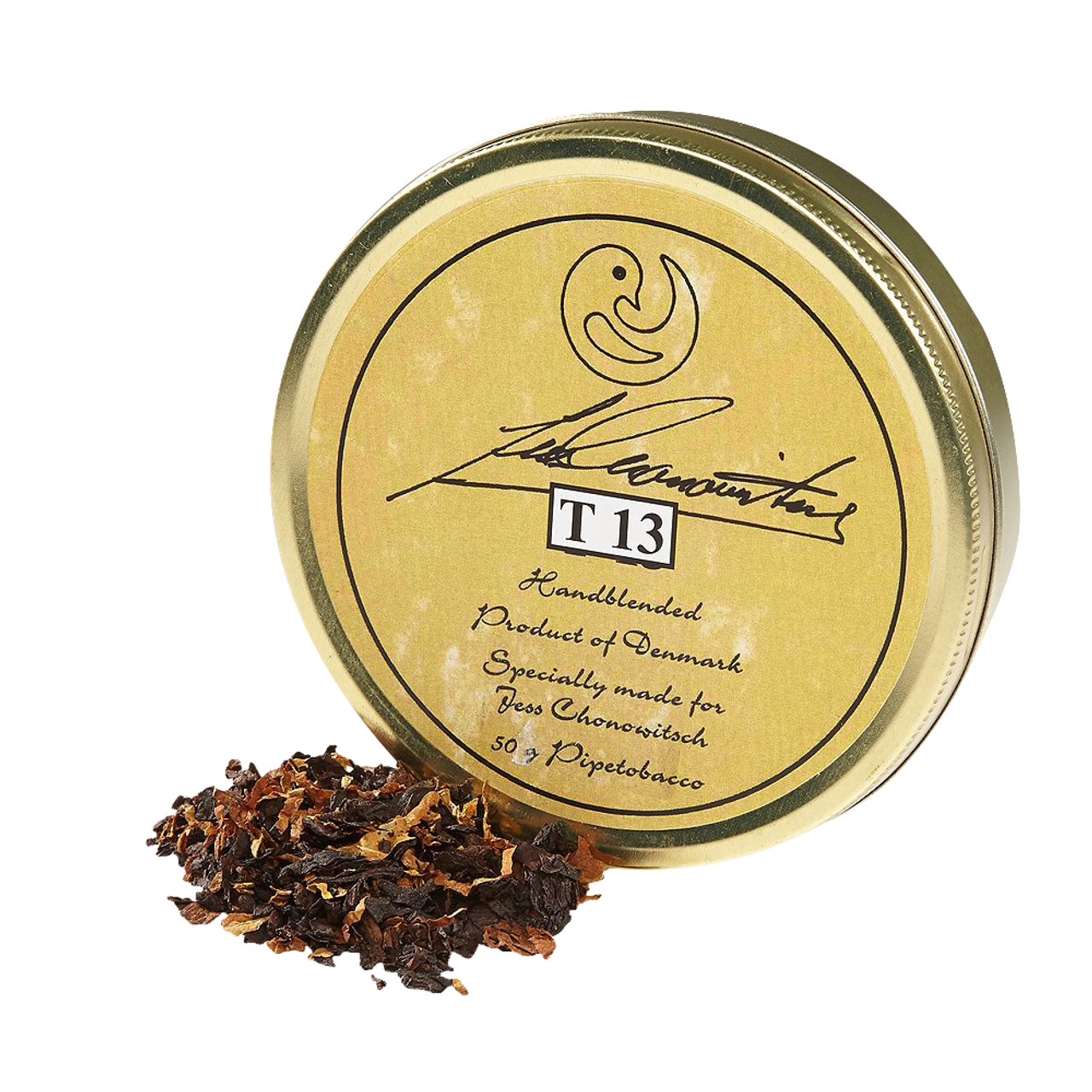 Chonowitsch T 13 Pipe Tobacco | 1.75 OZ TIN