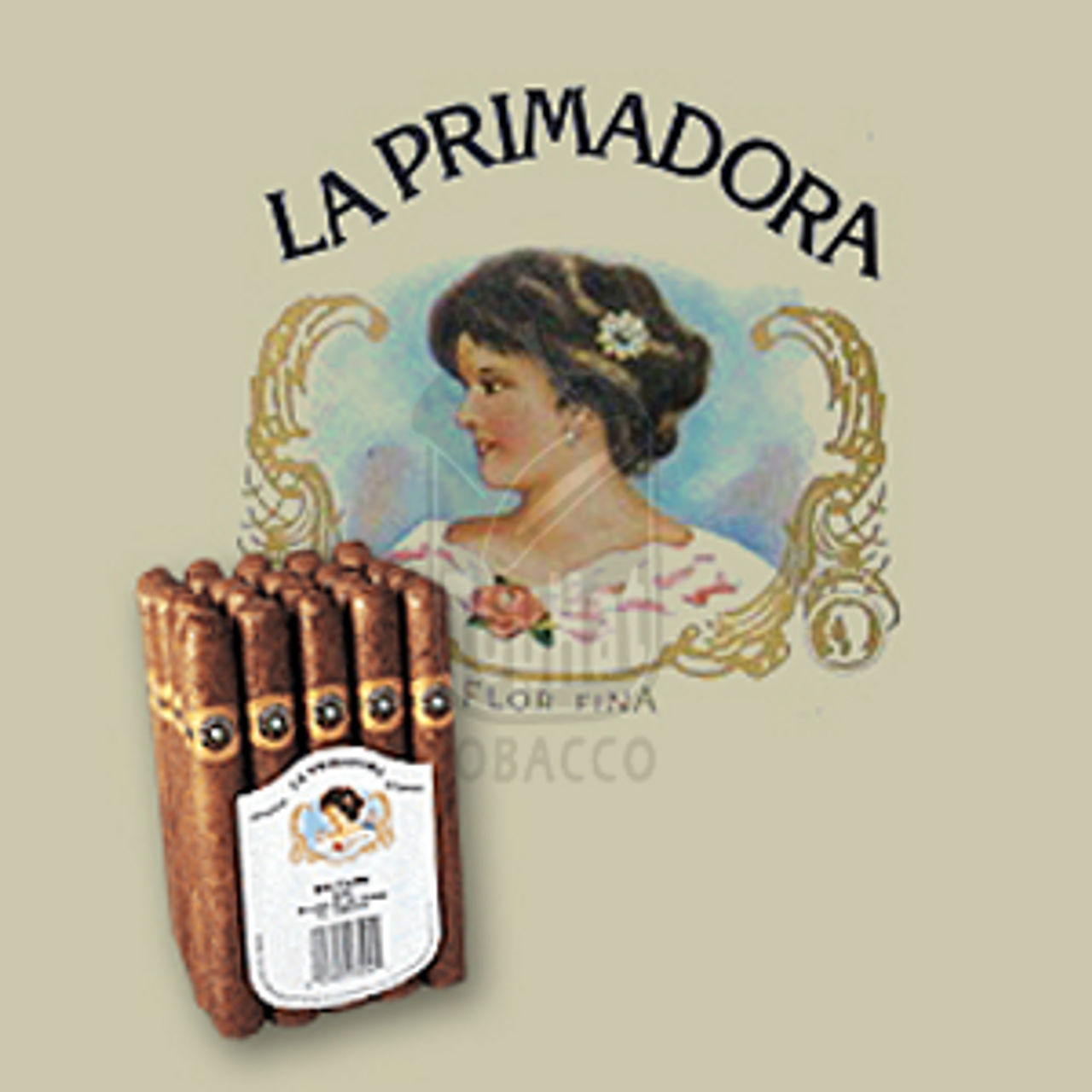 La Primadora Solitaire Natural Cigars - 6 x 50 (Bundle of 25)