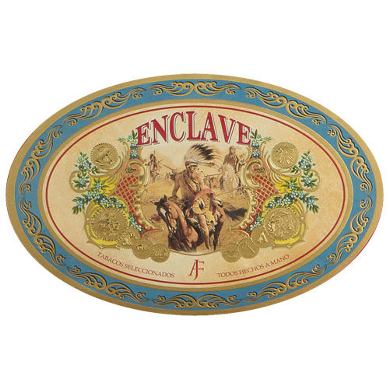 AJ Fernandez Enclave Figurado - 6 1/2 x 52 Cigars
