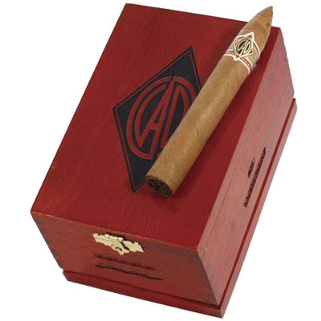 CAO Gold Torpedo Cigars - 6 1/4 x 52 (Box of 20)