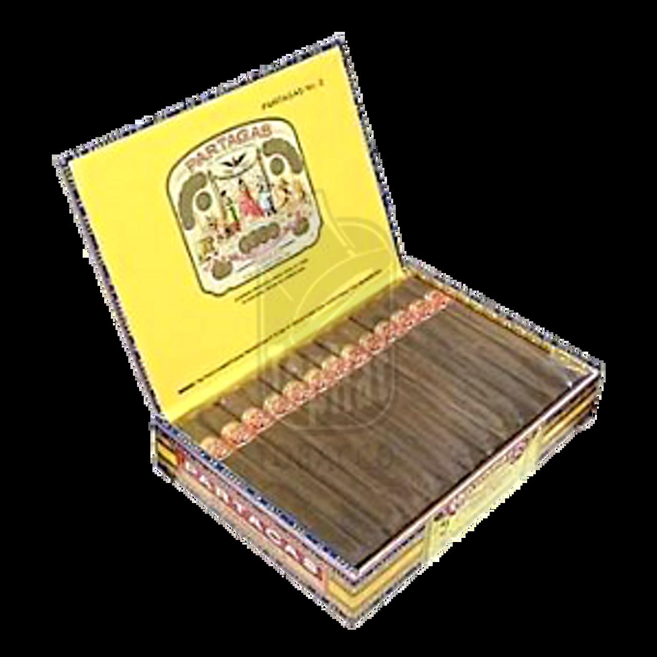 Partagas No. 2 Cigars - 5 3/4  x 43 (Box of 25)