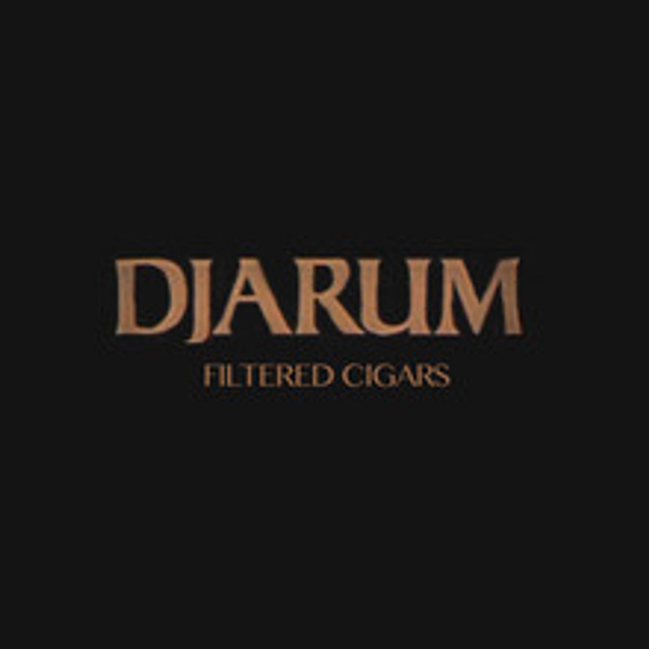 Djarum Filtered Black Cigars (10 Packs of 12)  - Maduro