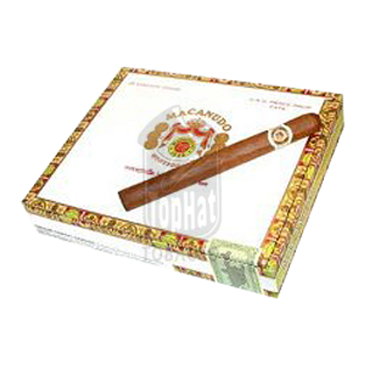 Macanudo Prince Philip Cigars - 7 x 49 (Box of 10)