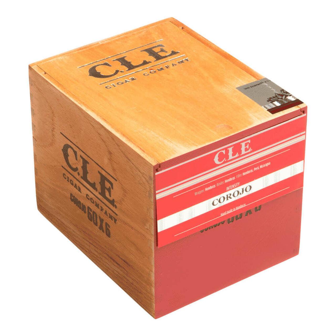 CLE Corojo 6 X 60 Cigars - 6 x 60 (Box of 25)