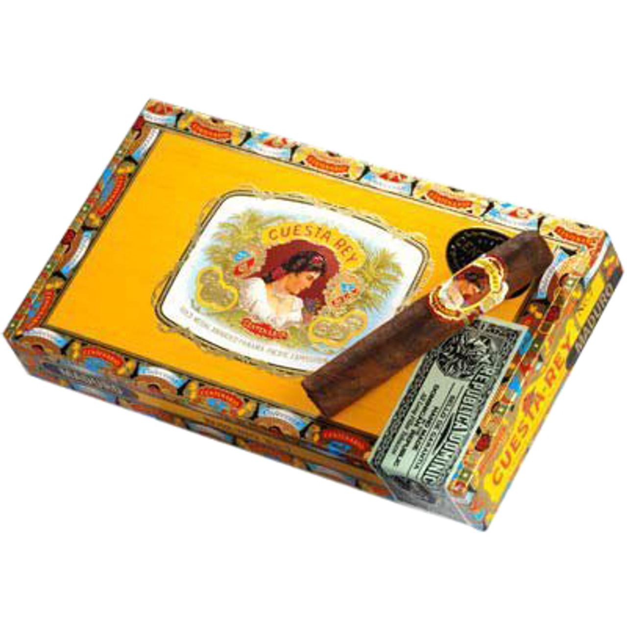 Cuesta Rey No. 7 Centennial Maduro Cigars - 4 1/2 x 50 (Box of 10)