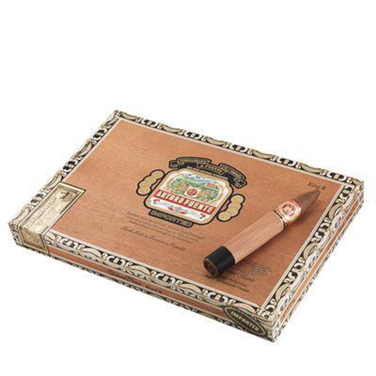 Arturo Fuente King B Sungrown Cigars - 6 x 55 (Box of 18)