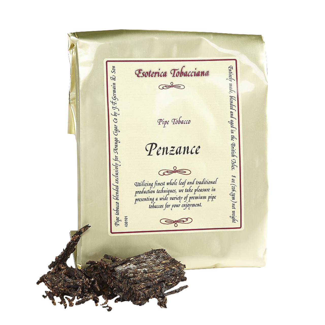 Esoterica Penzance Pipe Tobacco | 8 OZ BAG