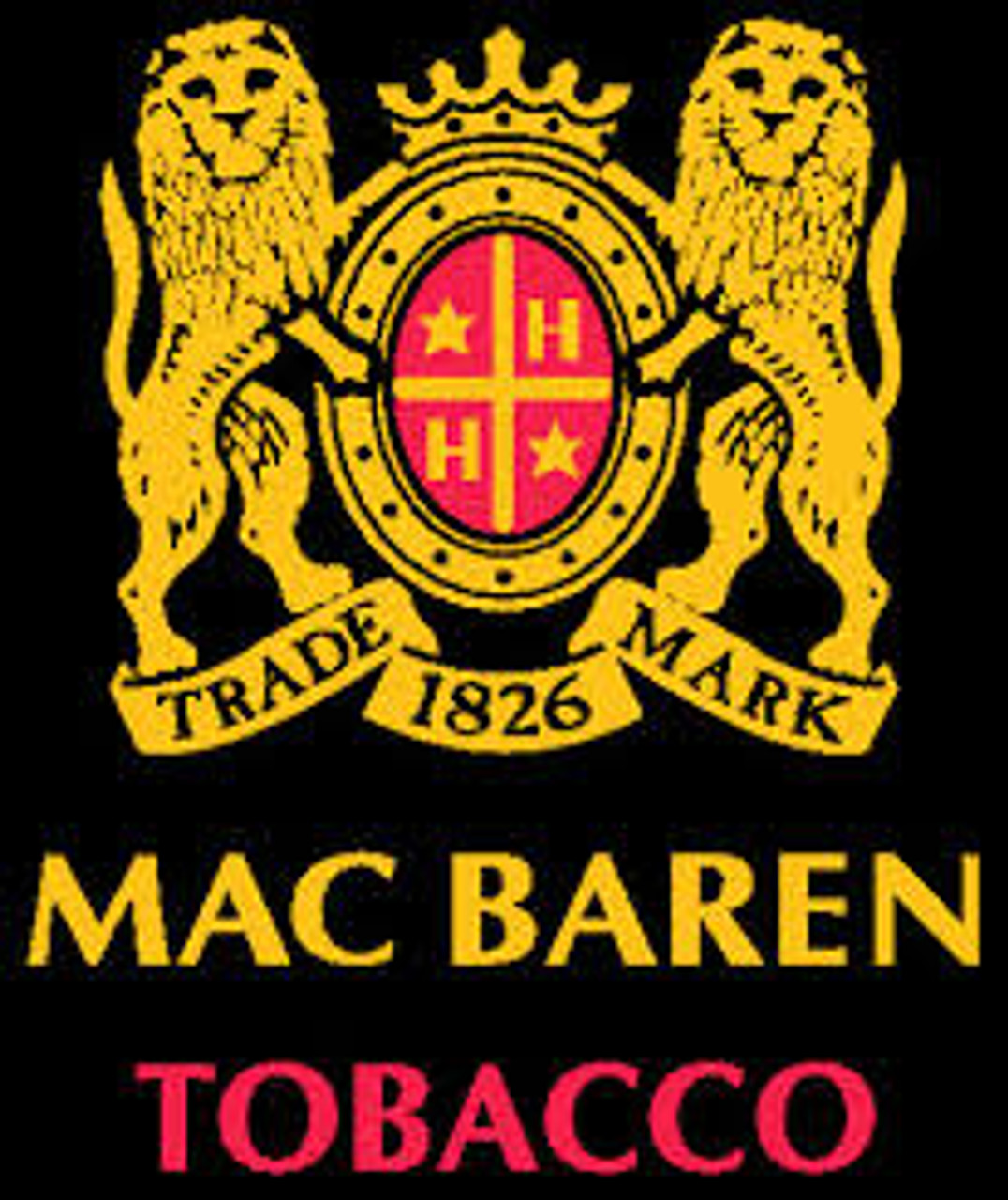 Mac Baren Solent Mixture Pipe Tobacco | 3.5 OZ TIN