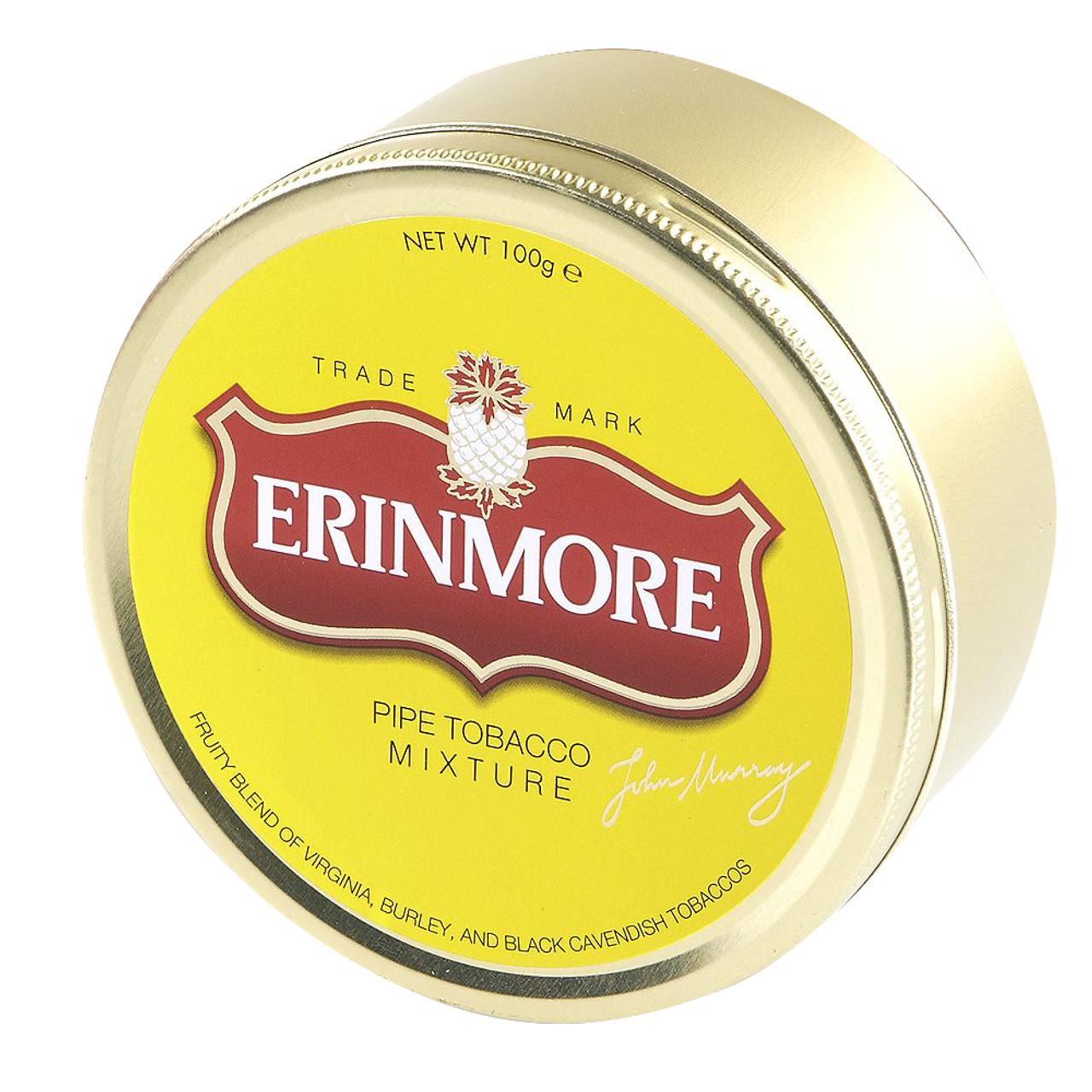 Erinmore Mixture Pipe Tobacco | 3.5 OZ TIN
