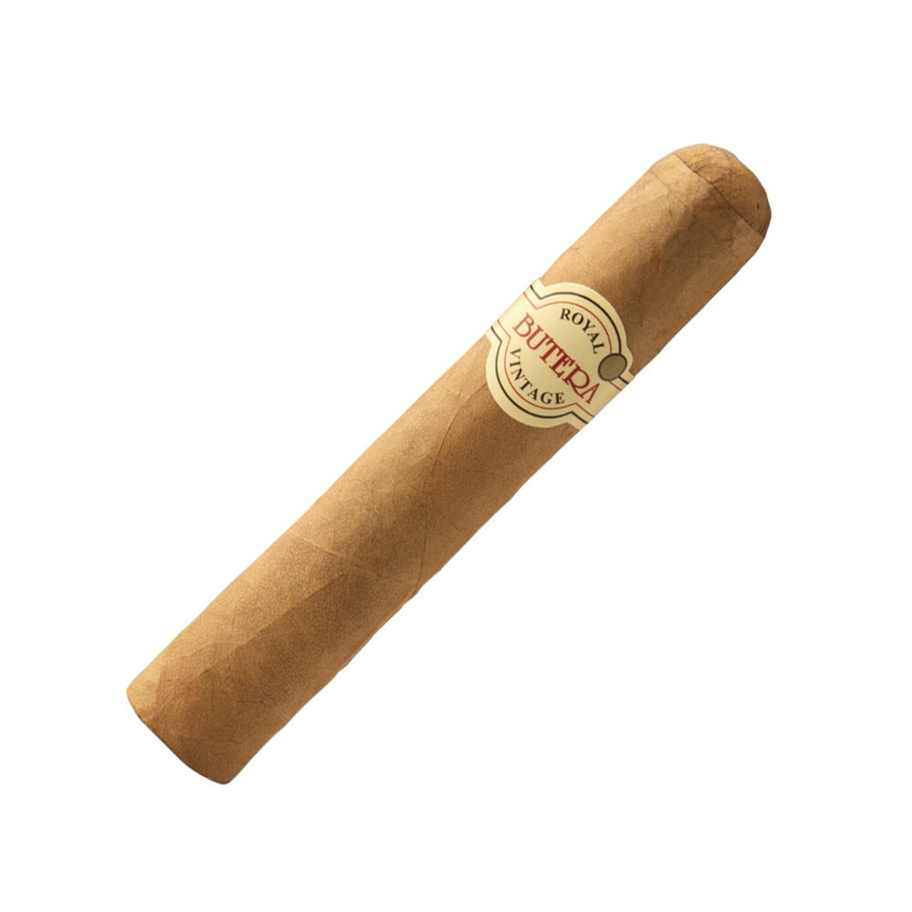 Butera Royal Vintage Dorado 652 Cigars - 6 x 52 (Box of 20)