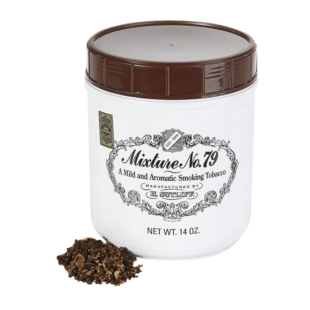Mixture No. 79 Pipe Tobacco | 14 OZ TIN