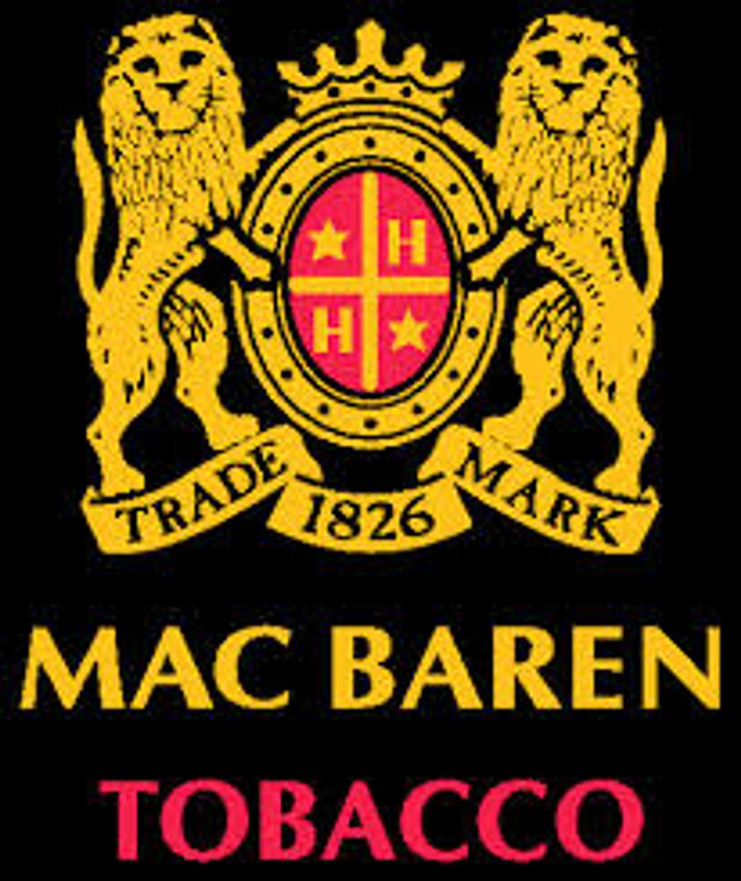 Mac Baren Modern Virginia Flake Cut Pipe Tobacco | 1.75 OZ. TIN