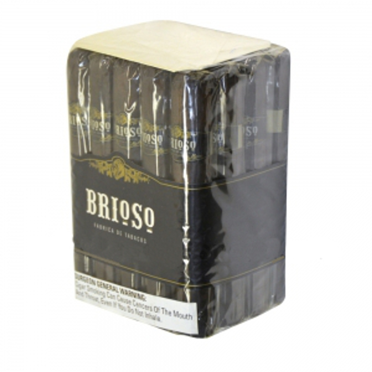 Brioso Toro Maduro Cigars - 6 x 52 (Bundle of 20)