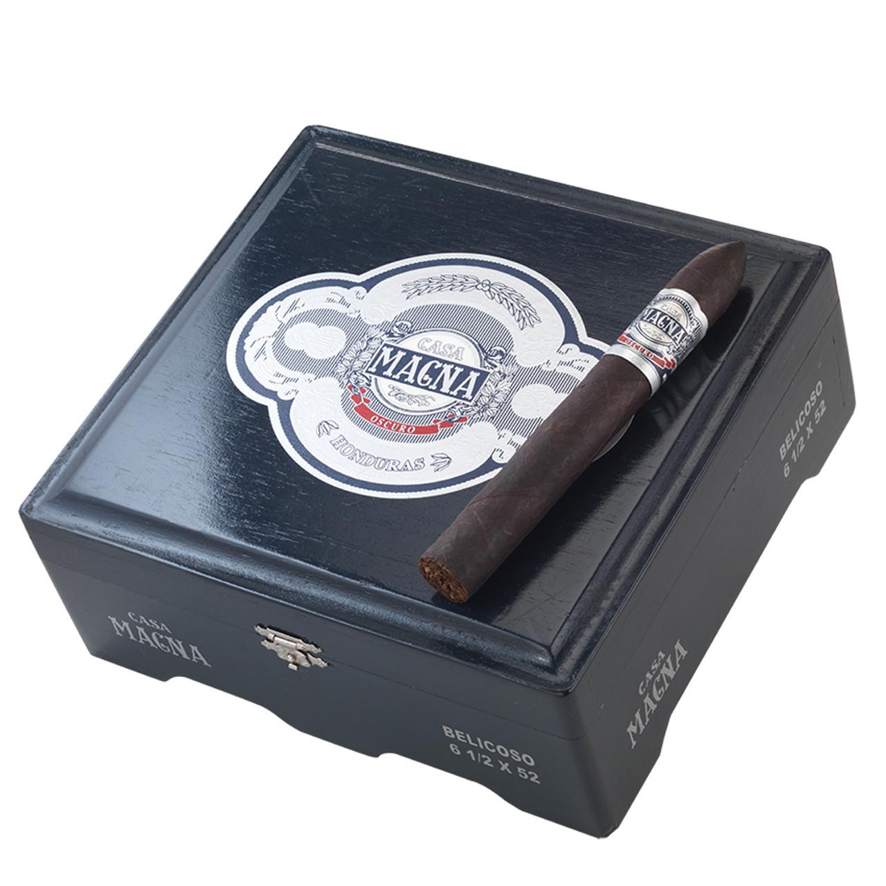 Casa Magna Ocsuro Belicoso Cigars - 6 1/2 x 54 (Box of 27)