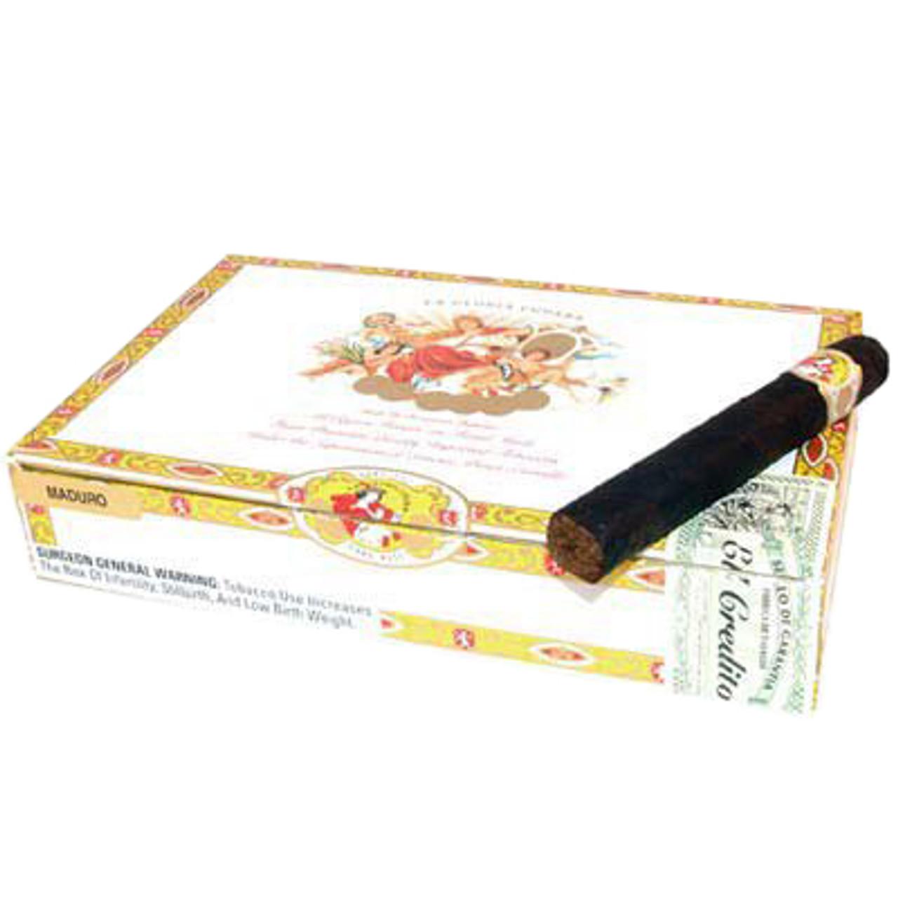 La Gloria Cubana Soberano Maduro Cigars - 8 x 52 (Box of 25)