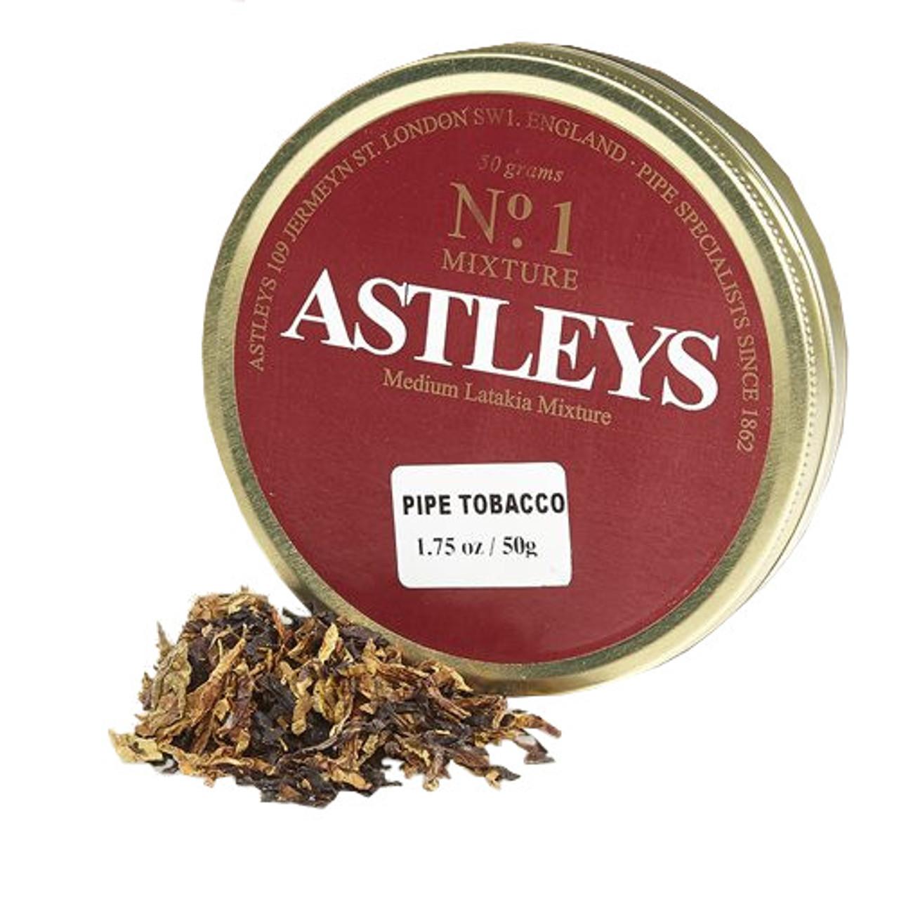 Astleys No. 1 Mixture Pipe Tobacco   1.75 OZ TIN