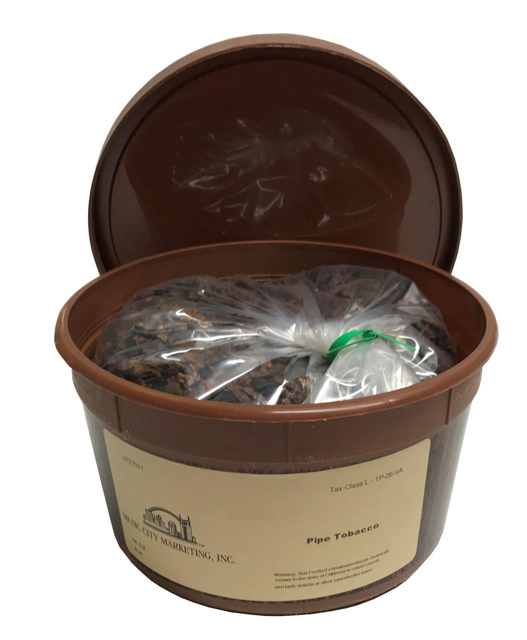 MCM Sutliff Creme Brulee Bulk Pipe Tobacco 1lb