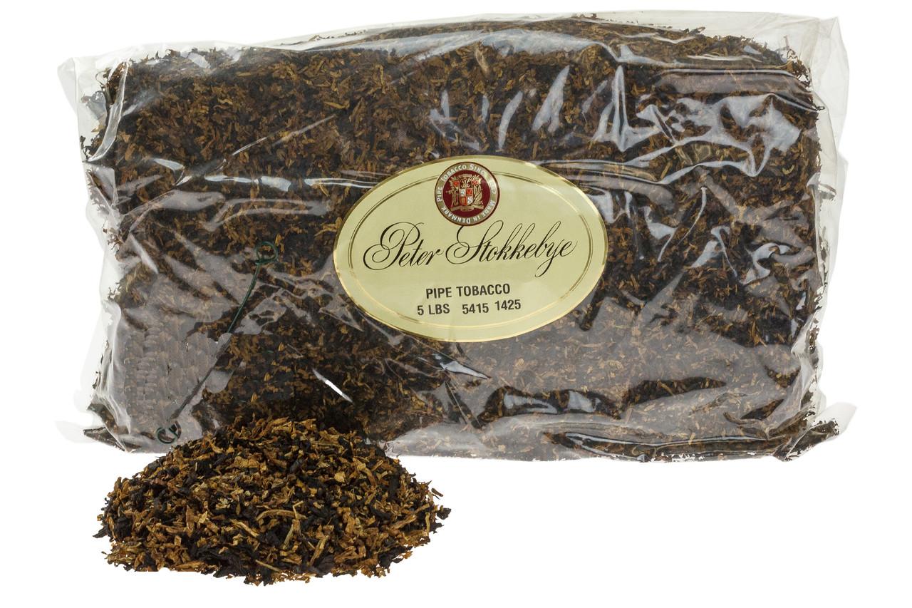 Peter Stokkebye PS-314 Dark Fired Bulk Pipe Tobacco 4lb