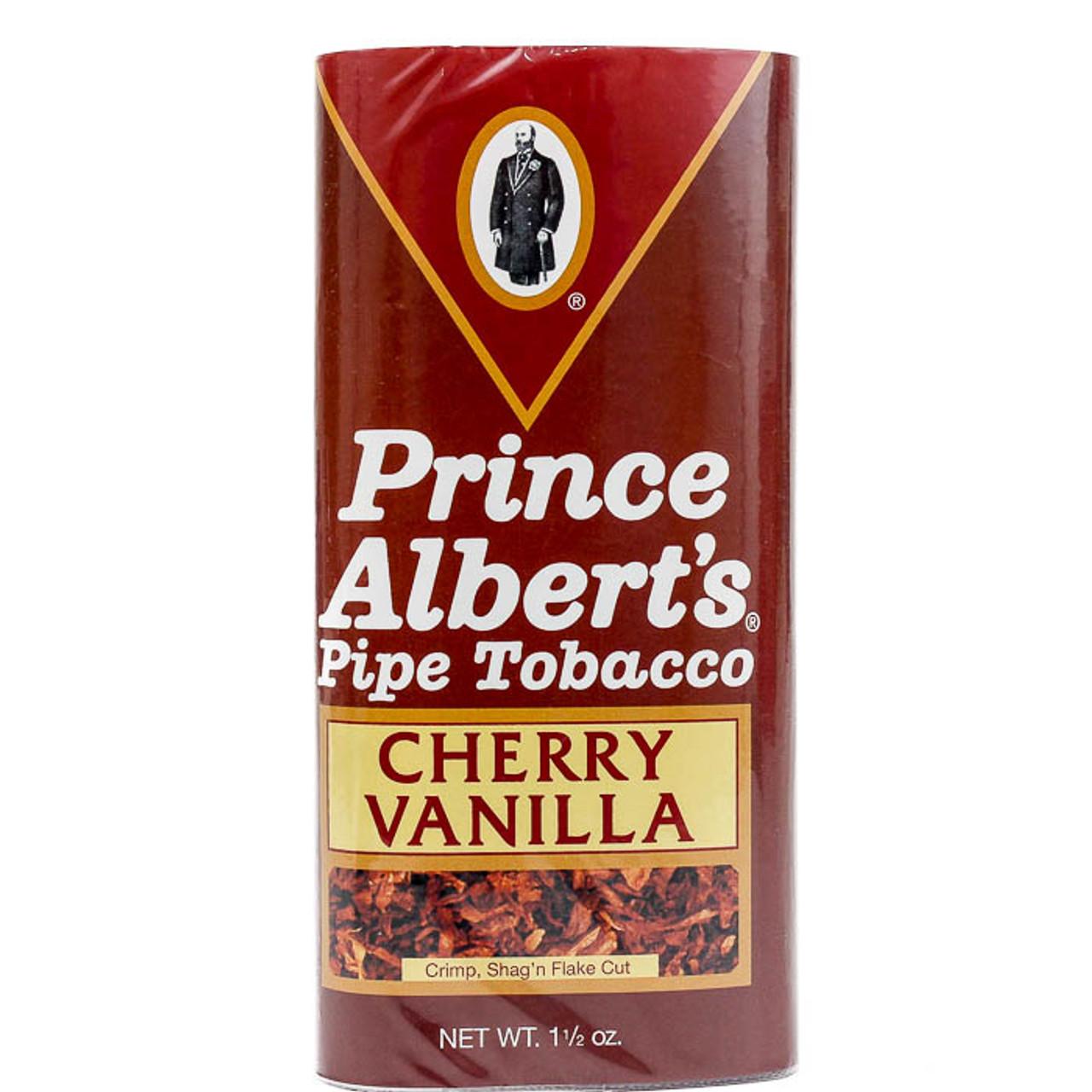 Prince Albert Cherry Vanilla Pipe Tobacco   1.50 OZ POUCH - 6 COUNT