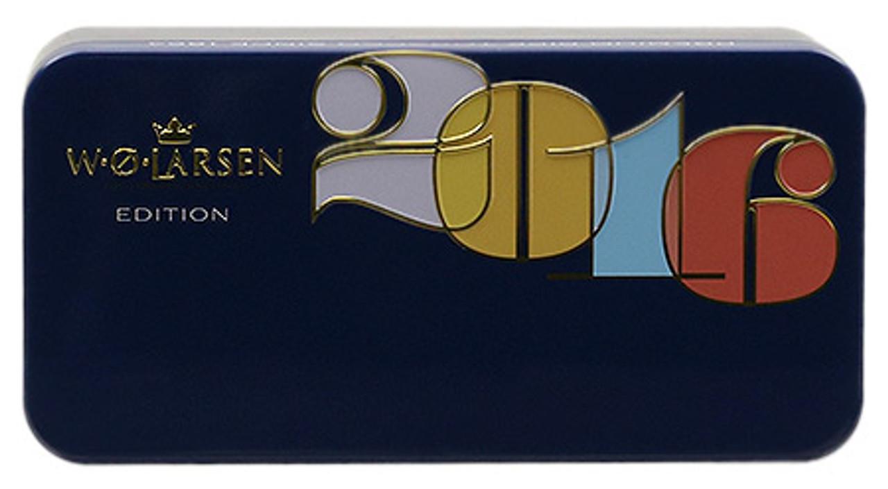W.O. Larsen 2016 Edition Pipe Tobacco | 3.5 OZ TIN
