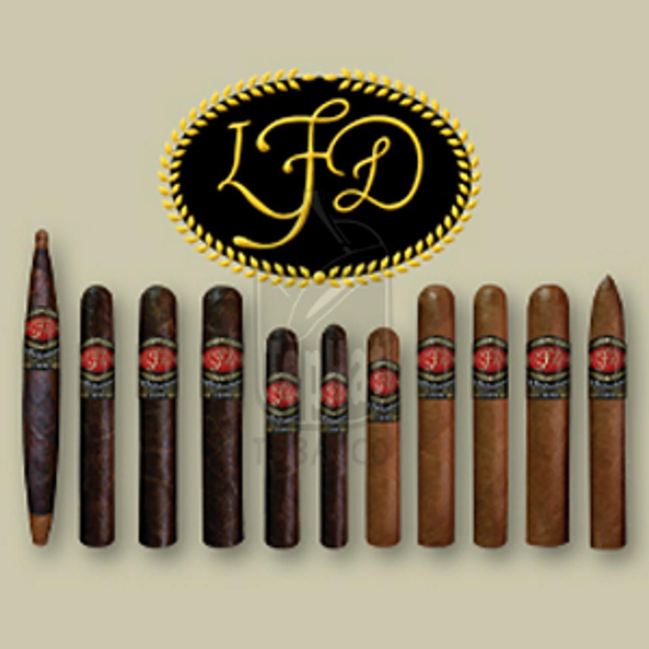 La Flor Dominicana Ligero 250 Cigars - 4 3/4 x 48 (Box of 24)