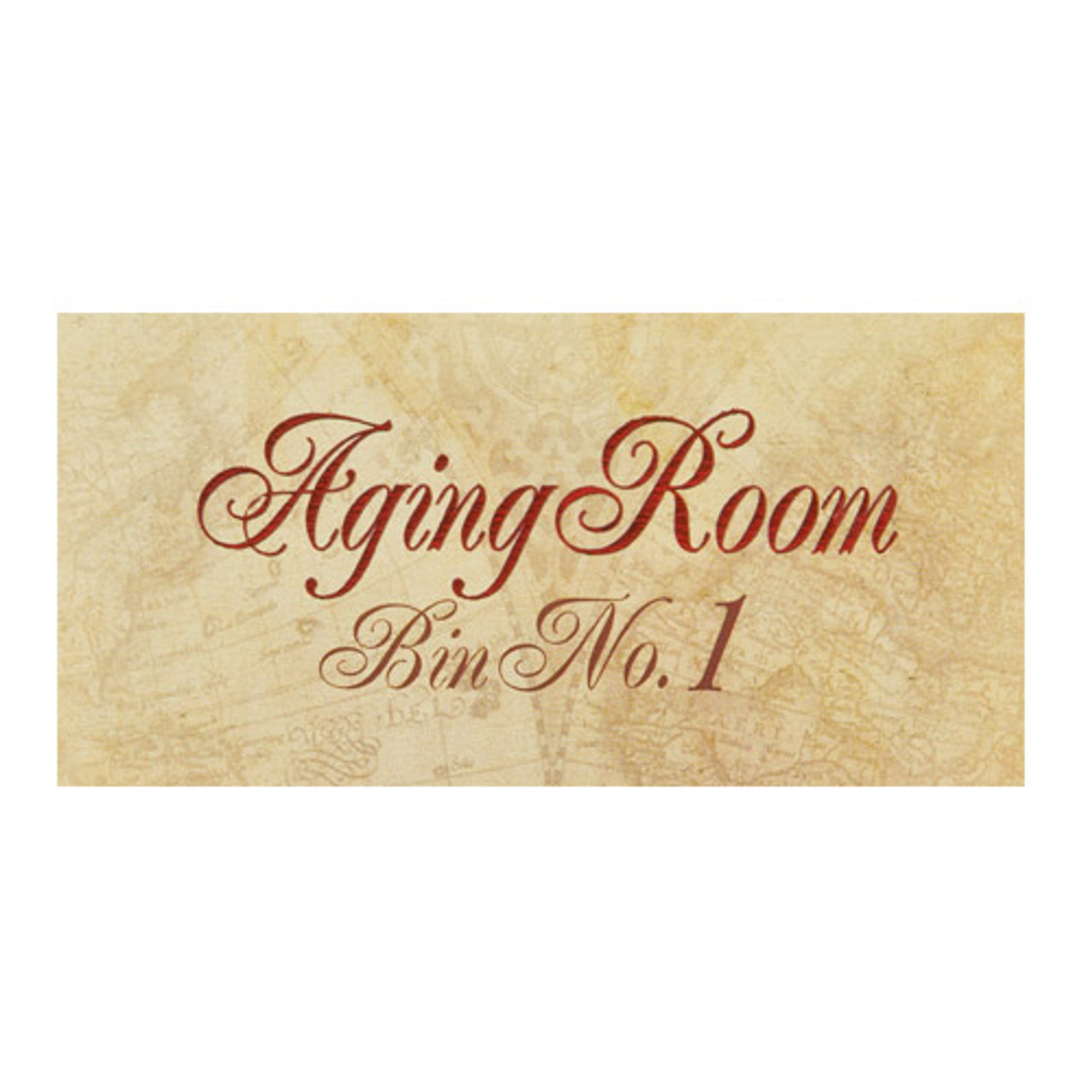 Aging Room Bin No. 1 D Major Cigars - 6 x 54 (Box of 18)