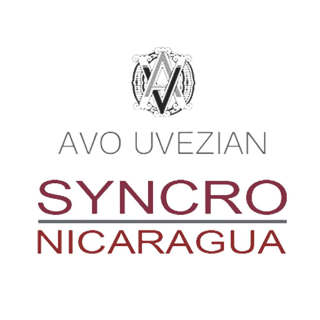 AVO Syncro Nicaragua Robusto Cigars - 5 x 50 (Box of 20)