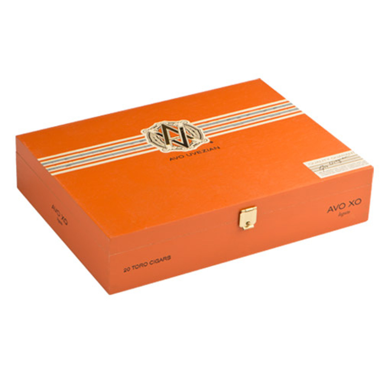 AVO XO Legato Tubo Cigars - 6 x 54 (Box of 20)