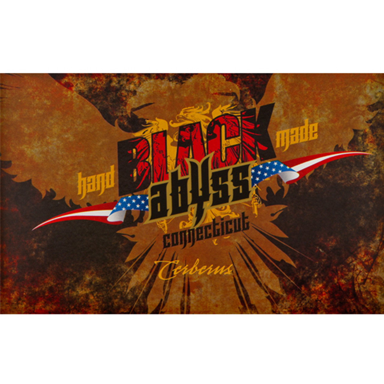 Black Abyss Connecticut Hydra Cigars - 6 x 52 (Box of 20)