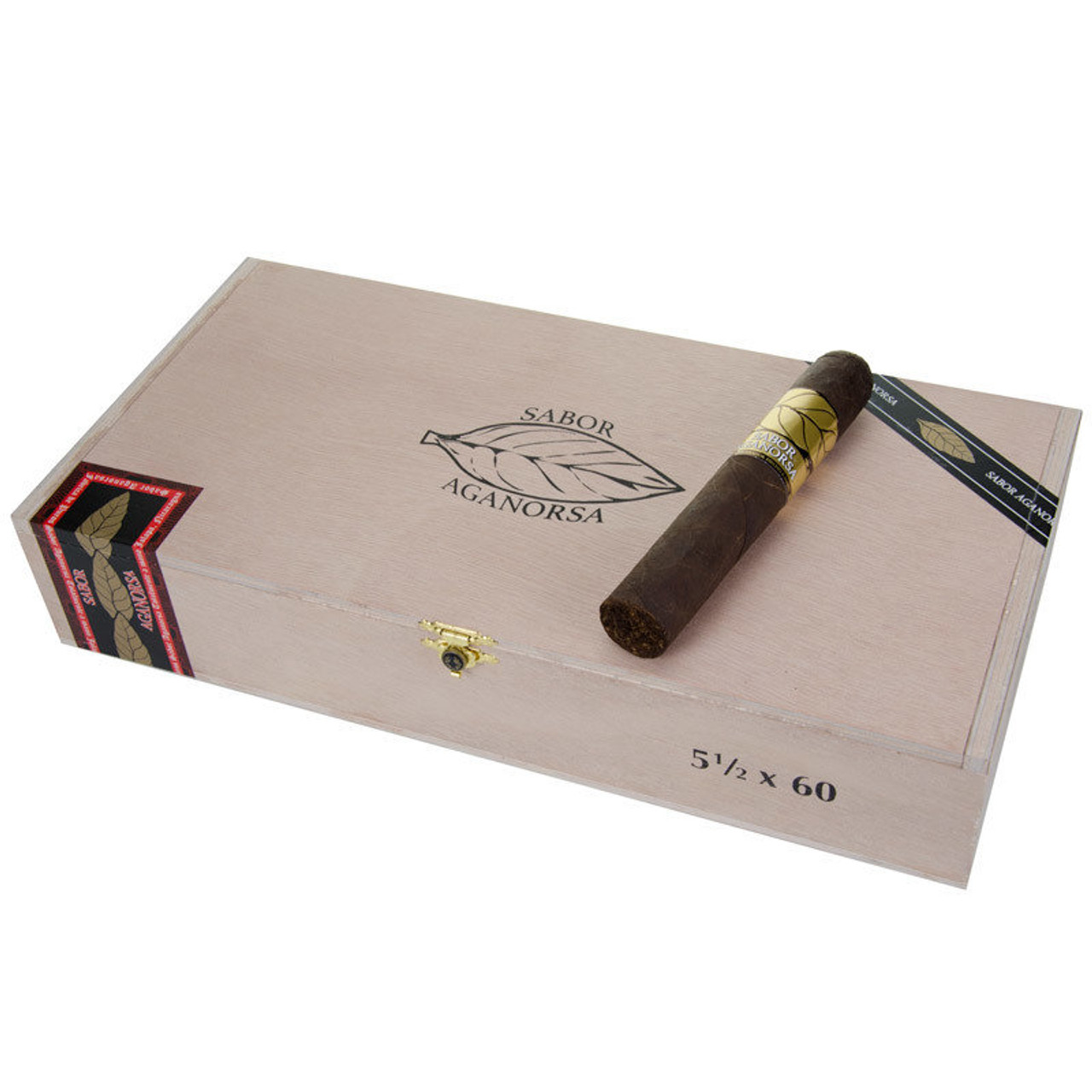 Casa Fernandez Sabor Aganorsa Titan Maduro Cigars