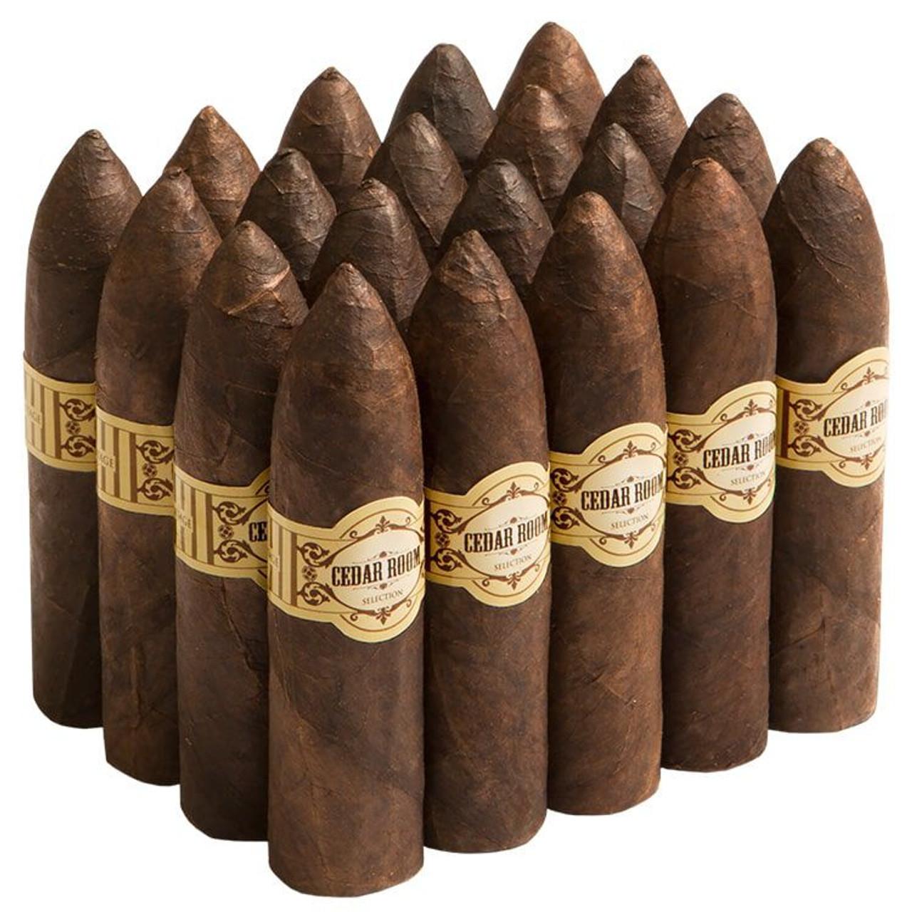 Cedar Room Short Magnum Cigars - 4 x 60 (Bundle of 20)