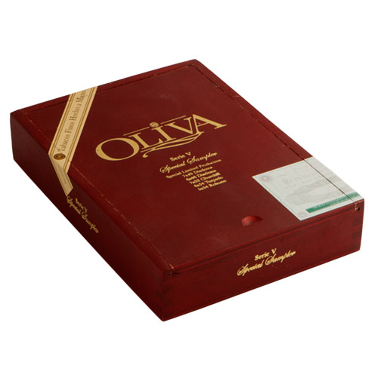 Cigar Samplers Oliva Serie V Sampler (Box of 5)