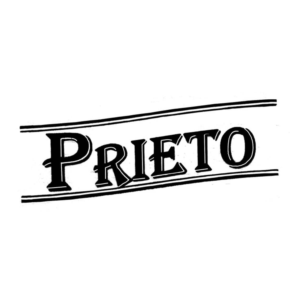 CLE Prieto No. 660 Cigars - 6 x 60 (Box of 25)