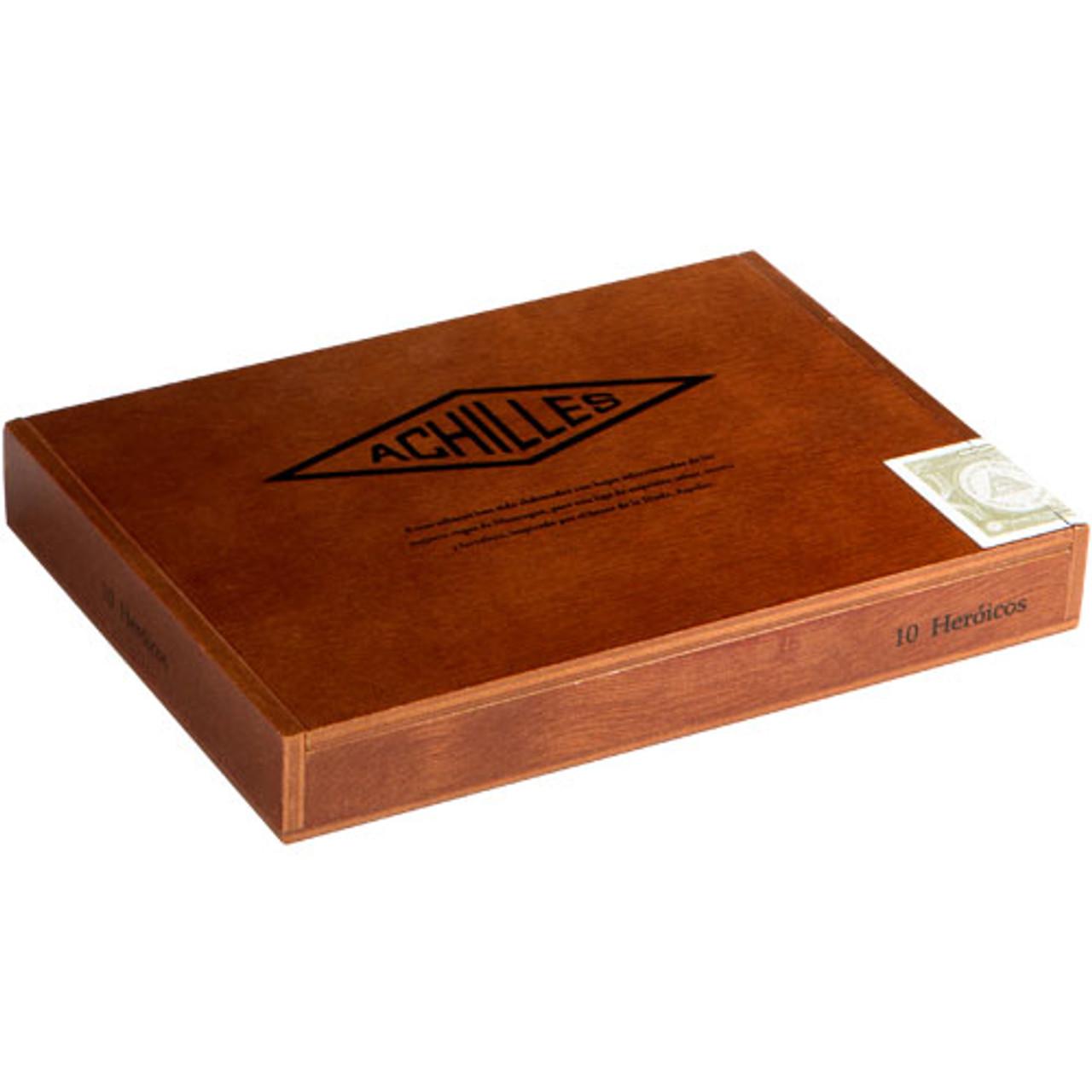 Curivari Achilles Heroicos Cigars - 5.25 x 50 (Box of 10)