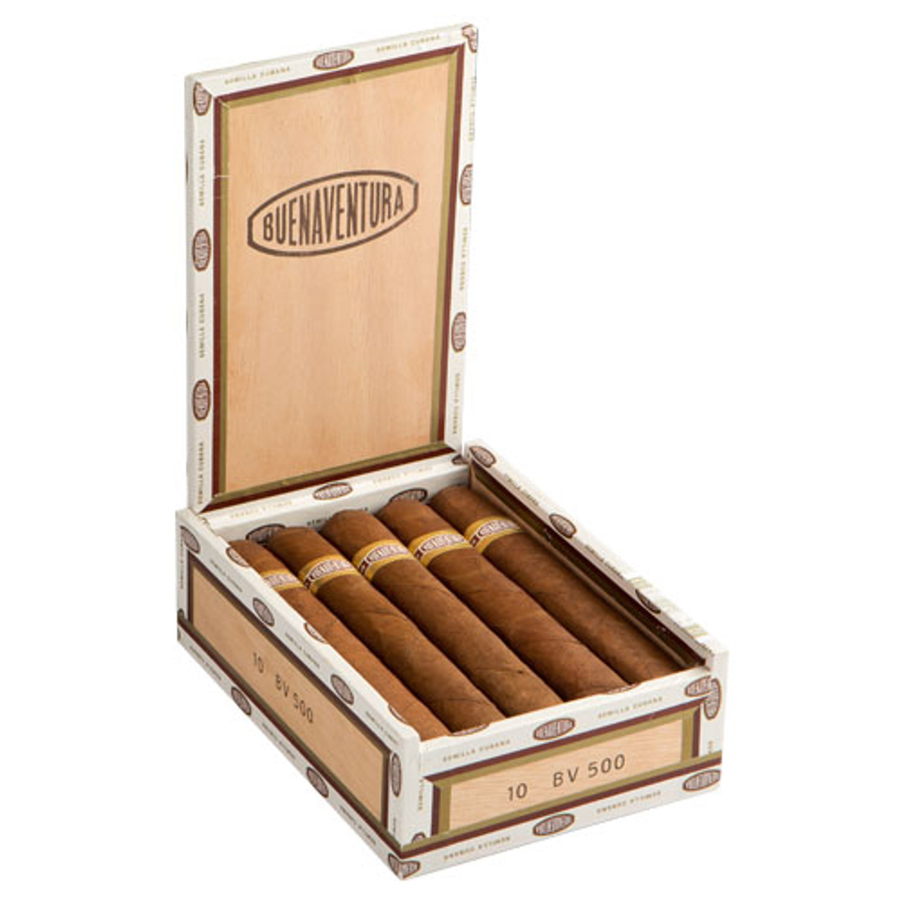 Curivari Buenaventura Mini BV Cigars - 3.5 x 50 (Box of 20)