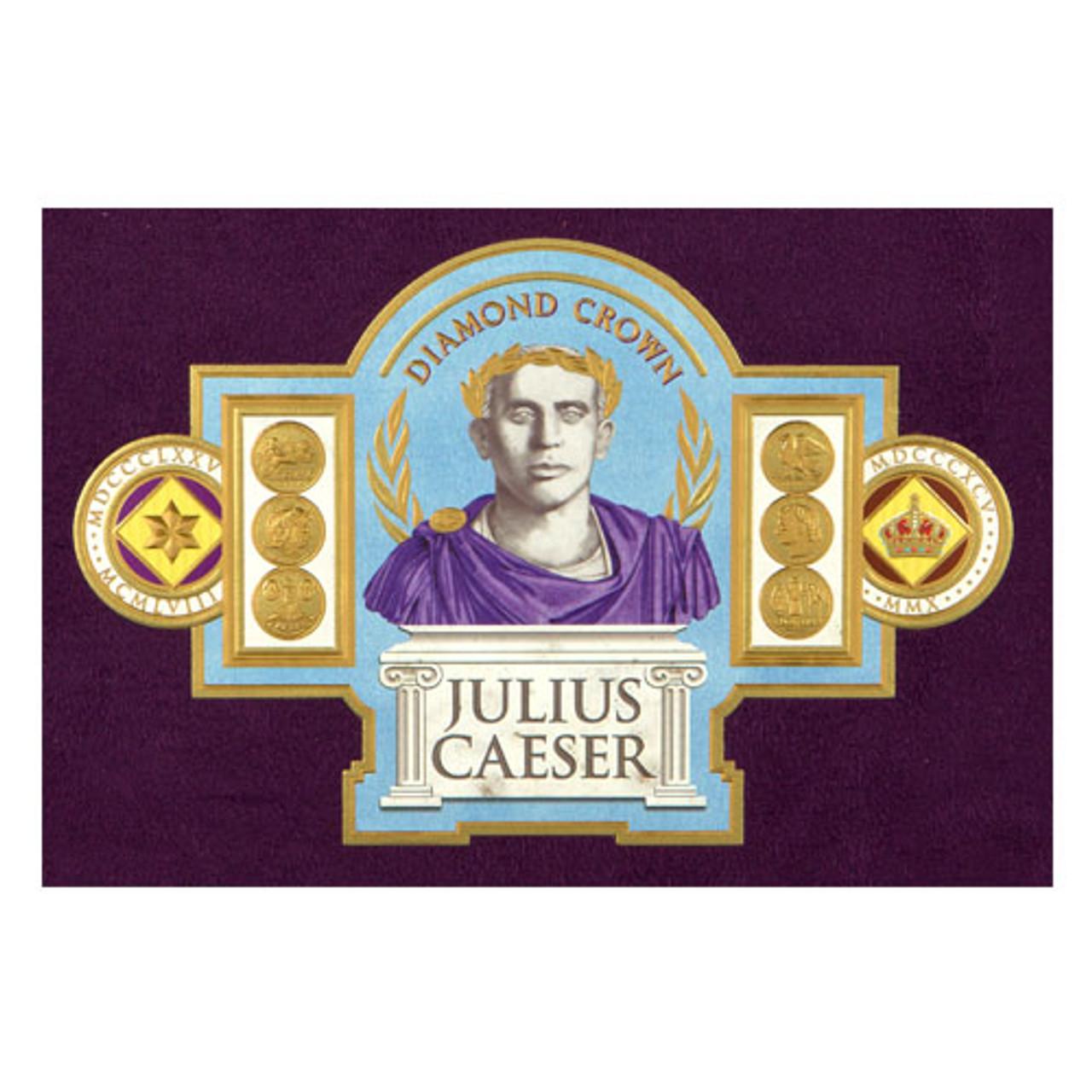 Diamond Crown Julius Caesar Churchill Cigars - 7.25 x 52 (Box of 20)