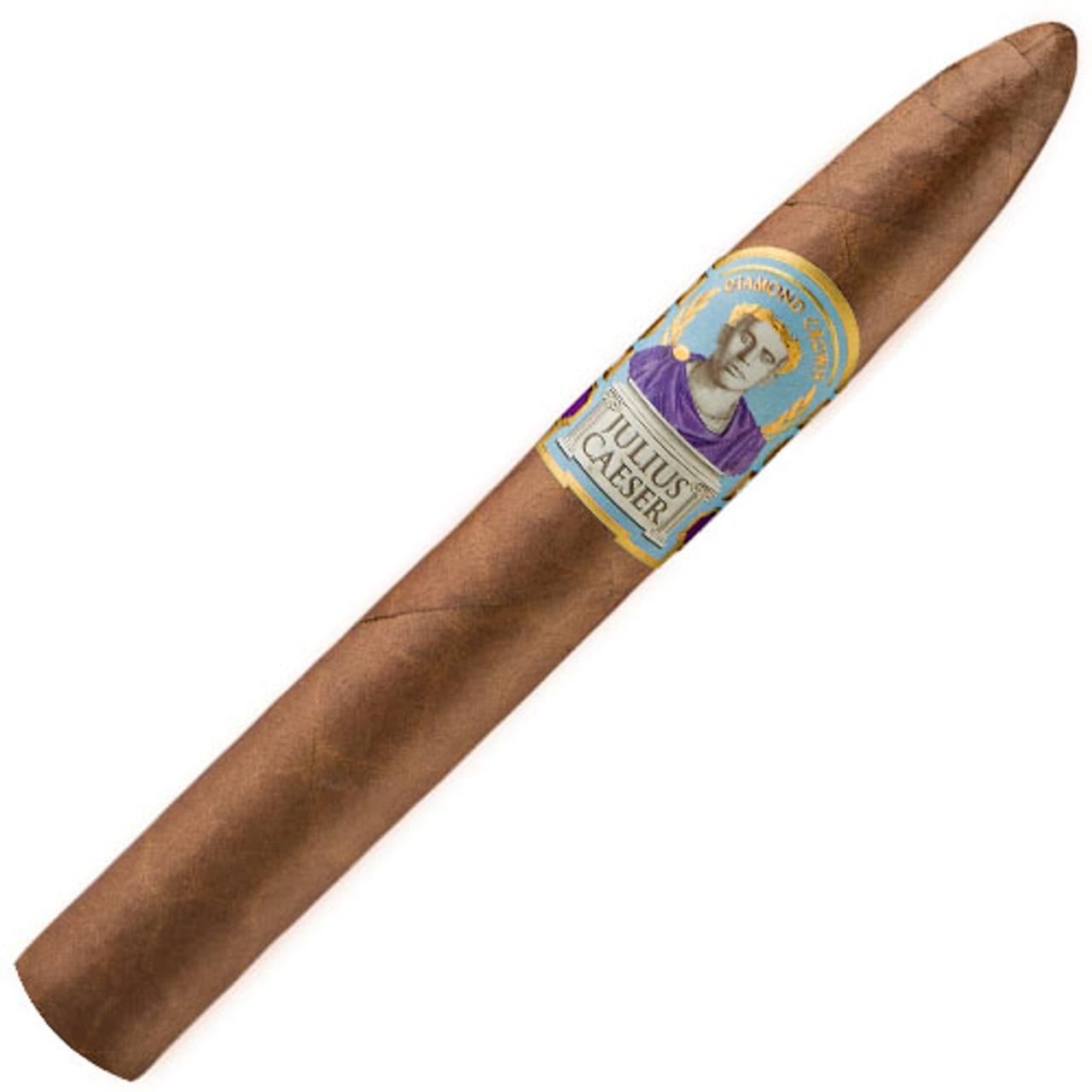 Diamond Crown Julius Caesar Pyramid Cigars - 6.5 x 52 (Box of 20)