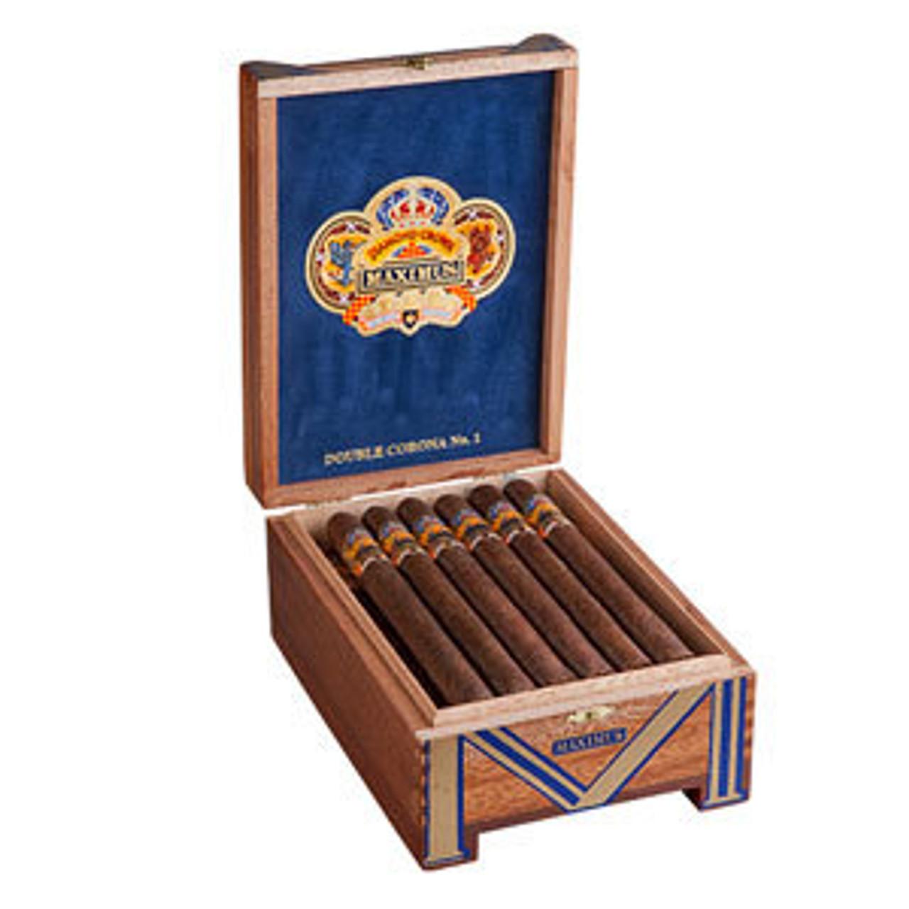Diamond Crown Maximus Robusto No. 5 Cigars - 5 x 50 (Box of 20)