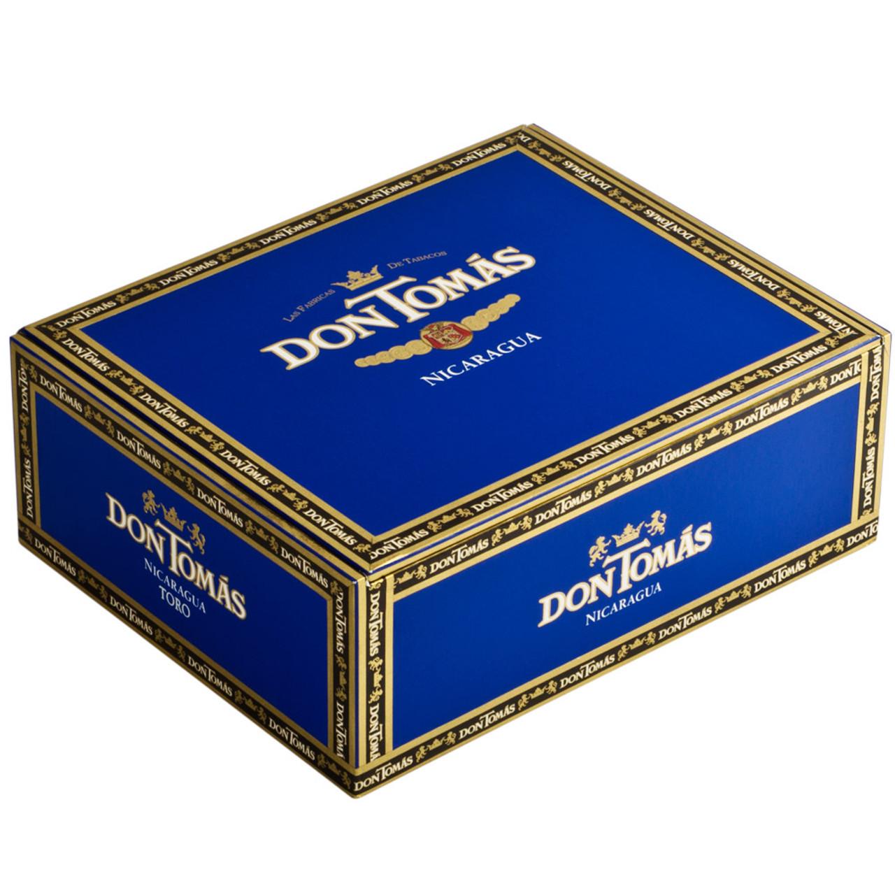 Don Tomas Nicaragua Rothschild Cigars - 4.5 x 50 (Box of 25)