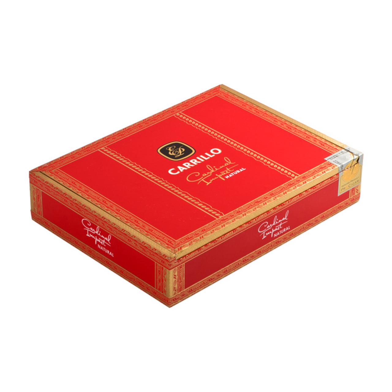 E.P. Carrillo Cardinal Impact No. 52 Cigars - 5 x 52 (Box of 20)