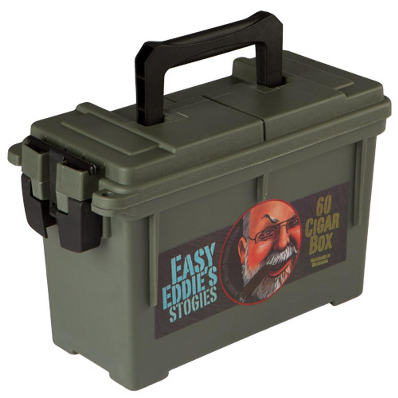 Easy Eddie's Toro Cigars - 6 x 50 (Ammo Box of 60)