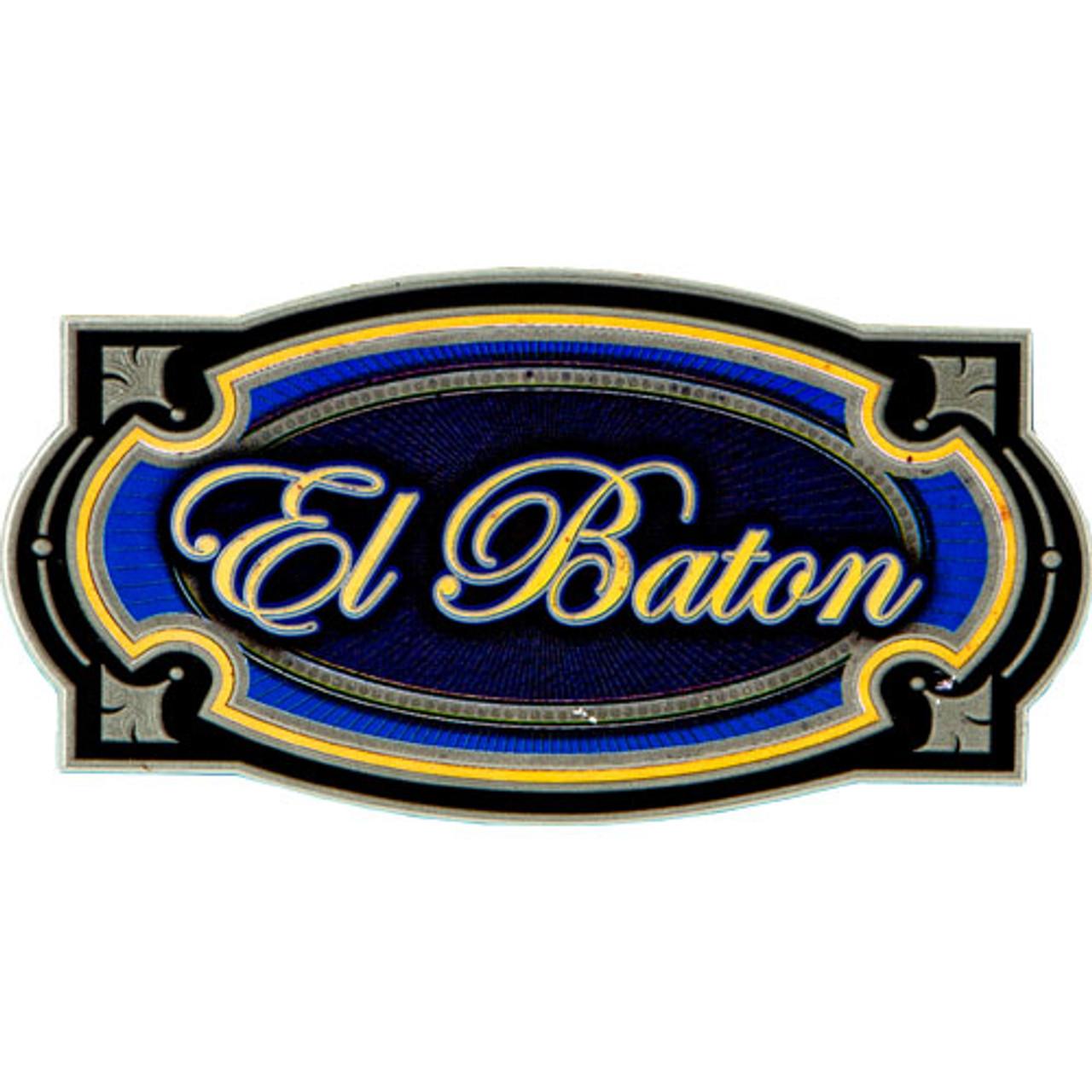 El Baton Double Toro Cigars - 6 x 60 (Box of 25)