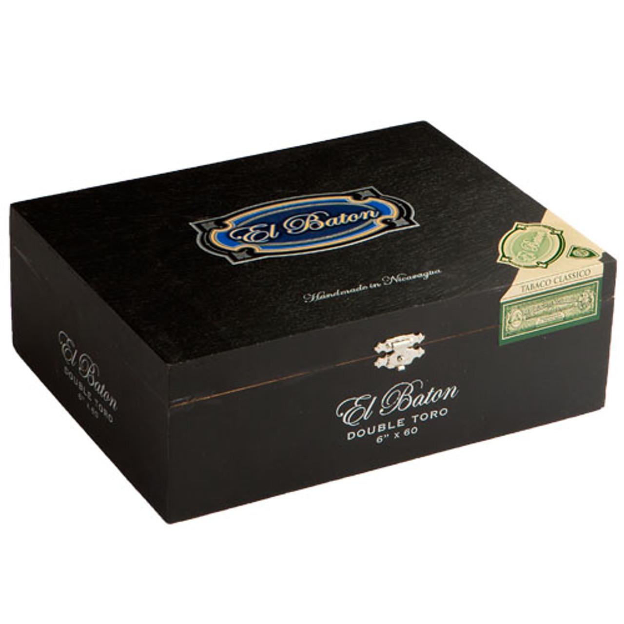 El Baton Robusto Cigars - 5 x 54 (Box of 25)