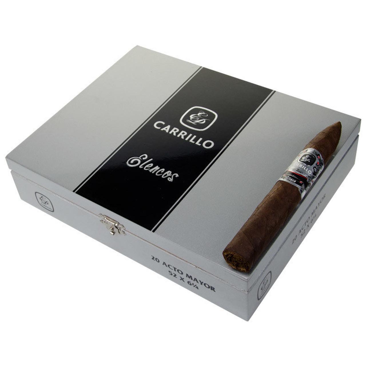 Elencos by E.P. Carrillo Acto Mayor Cigars