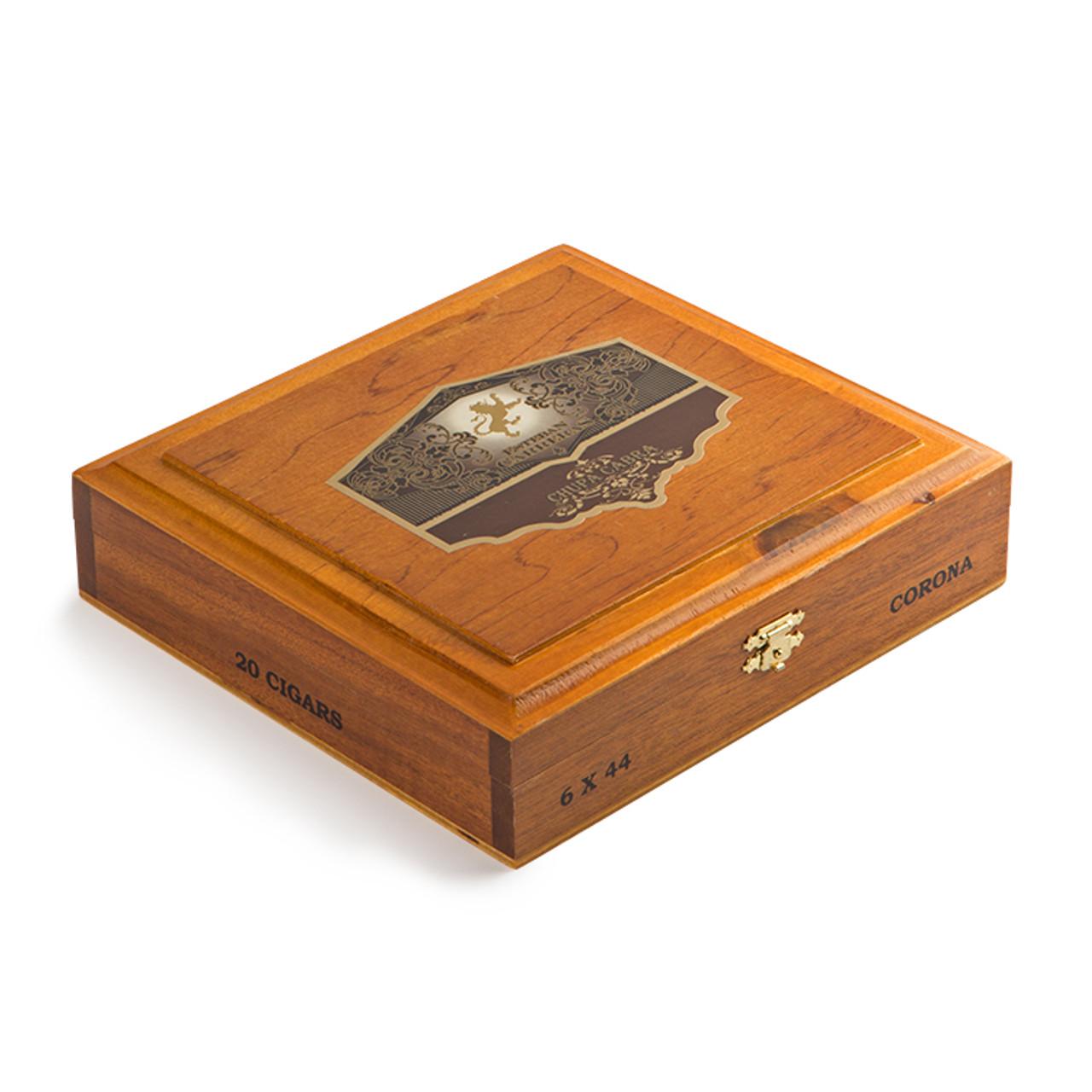 Esteban Carreras Chupacabra Corona Maduro Cigars - 6 x 44 (Box of 20)