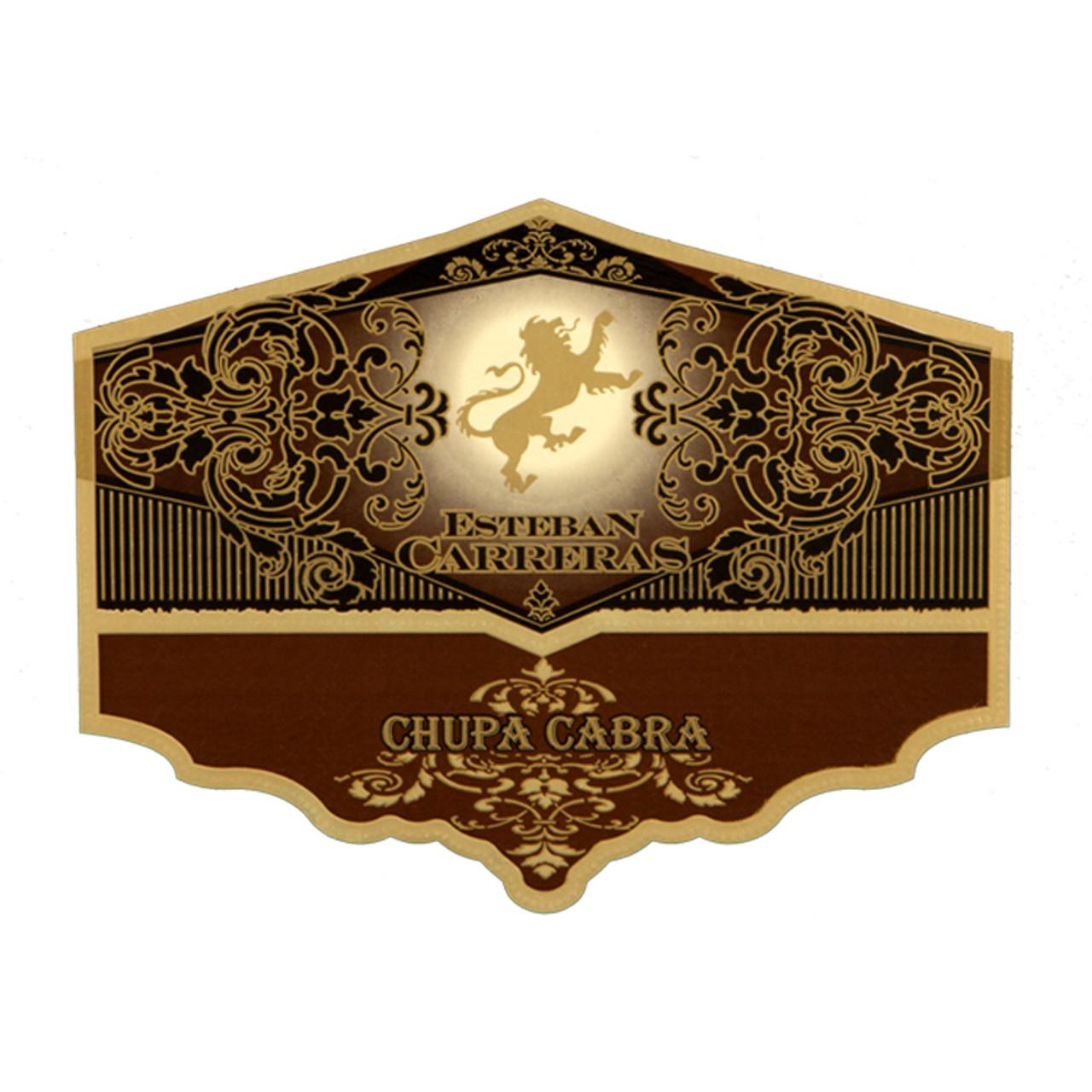 Esteban Carreras Chupacabra Sixty Cigars - 6 x 60 (Box of 20)